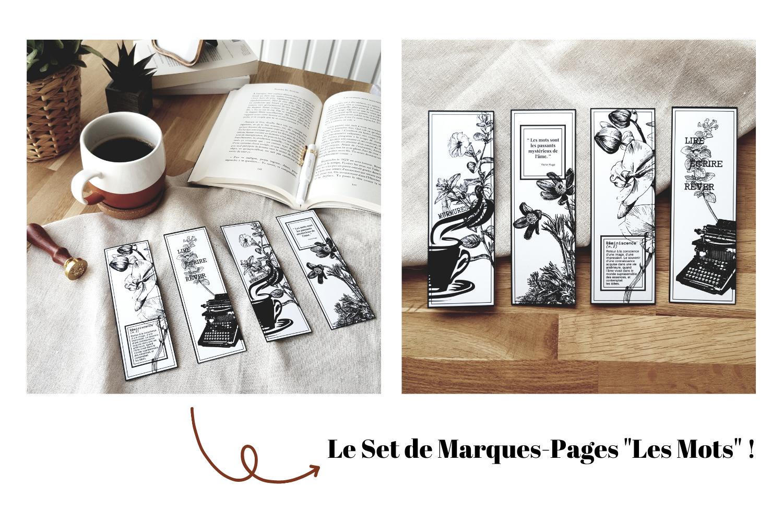 Marques-Pages les mots